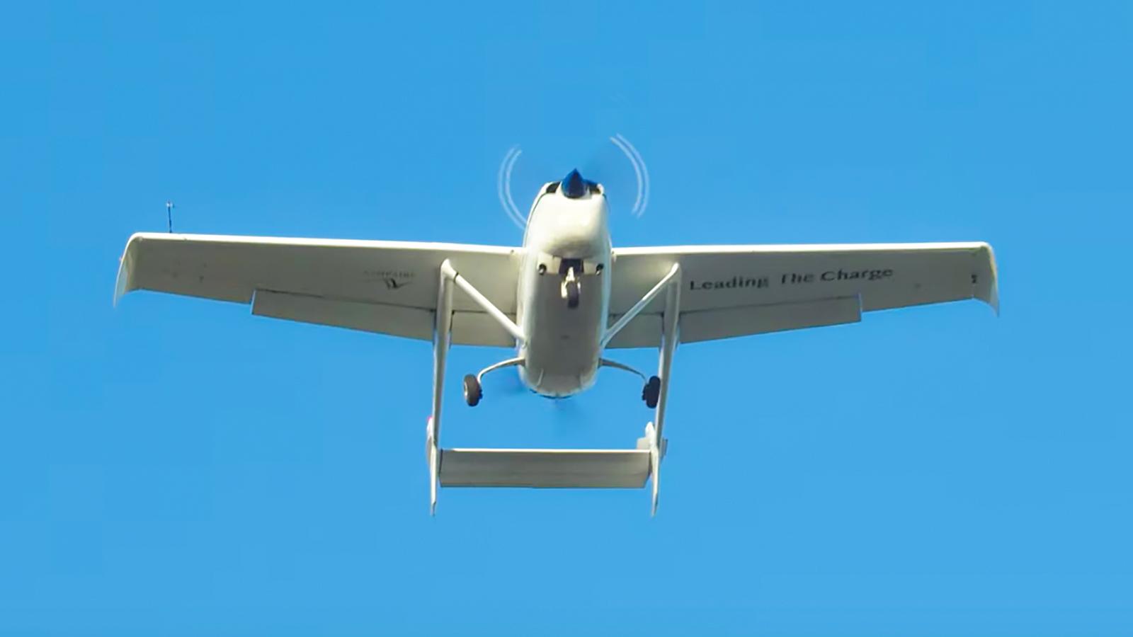 Ampaire airplane