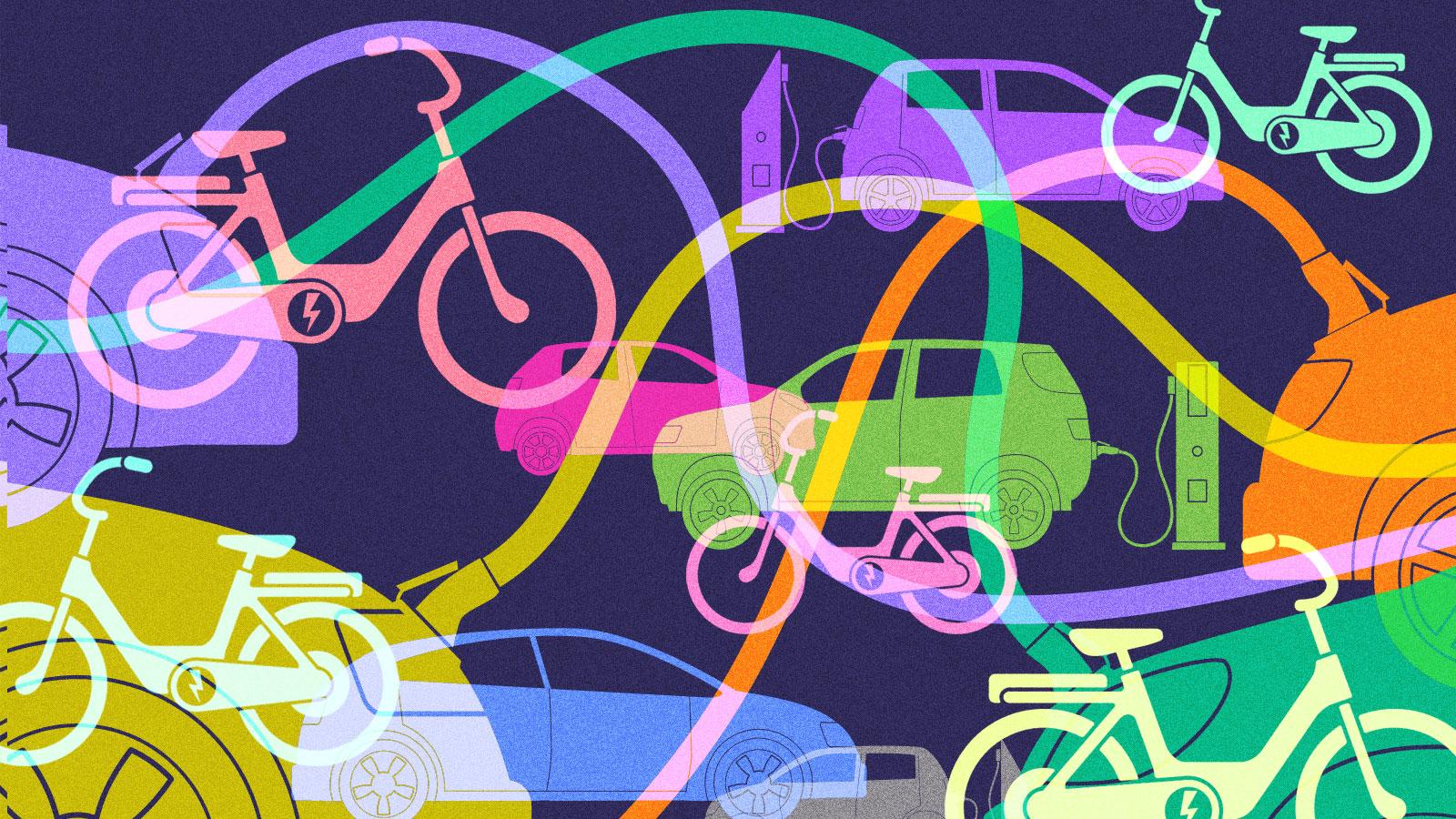 EV illustration