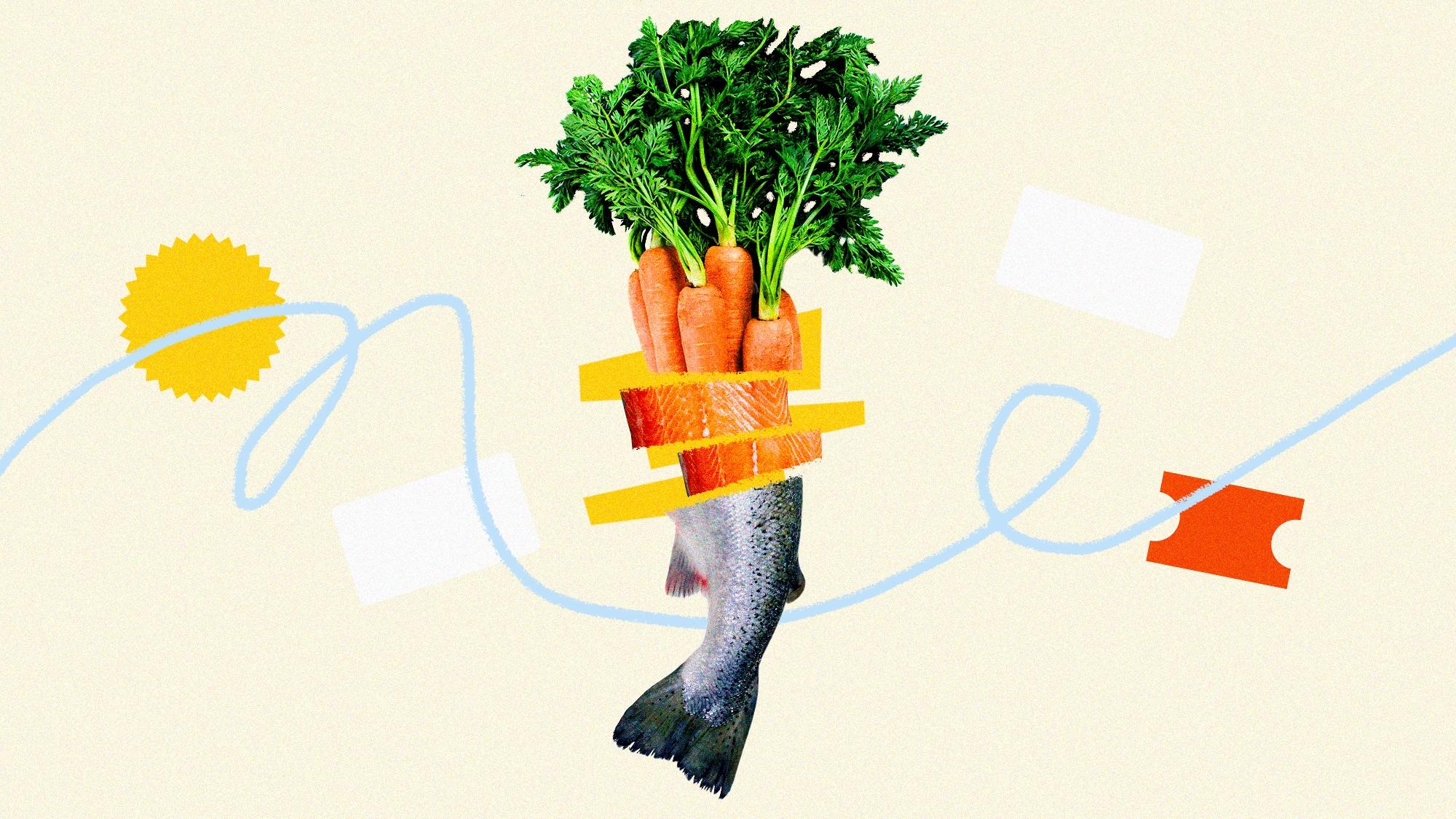 Faux fish