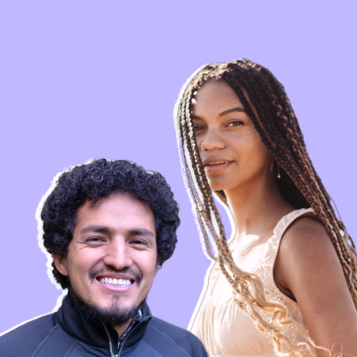 Leah Thomas and José González on IG