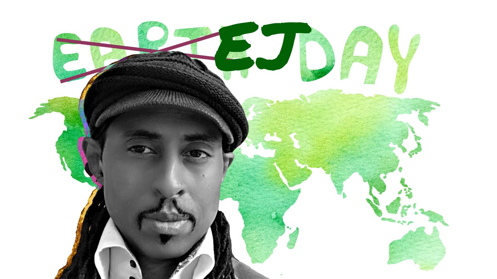Mustafa Santiago Ali; Environmental Justice Day