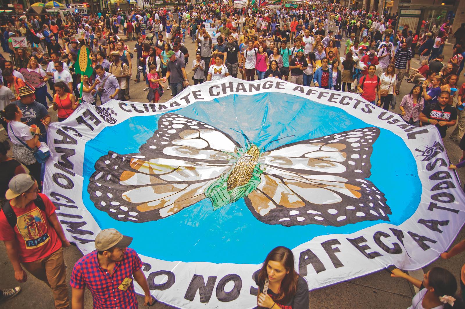 Parachute designed by Rosario Gonzalez