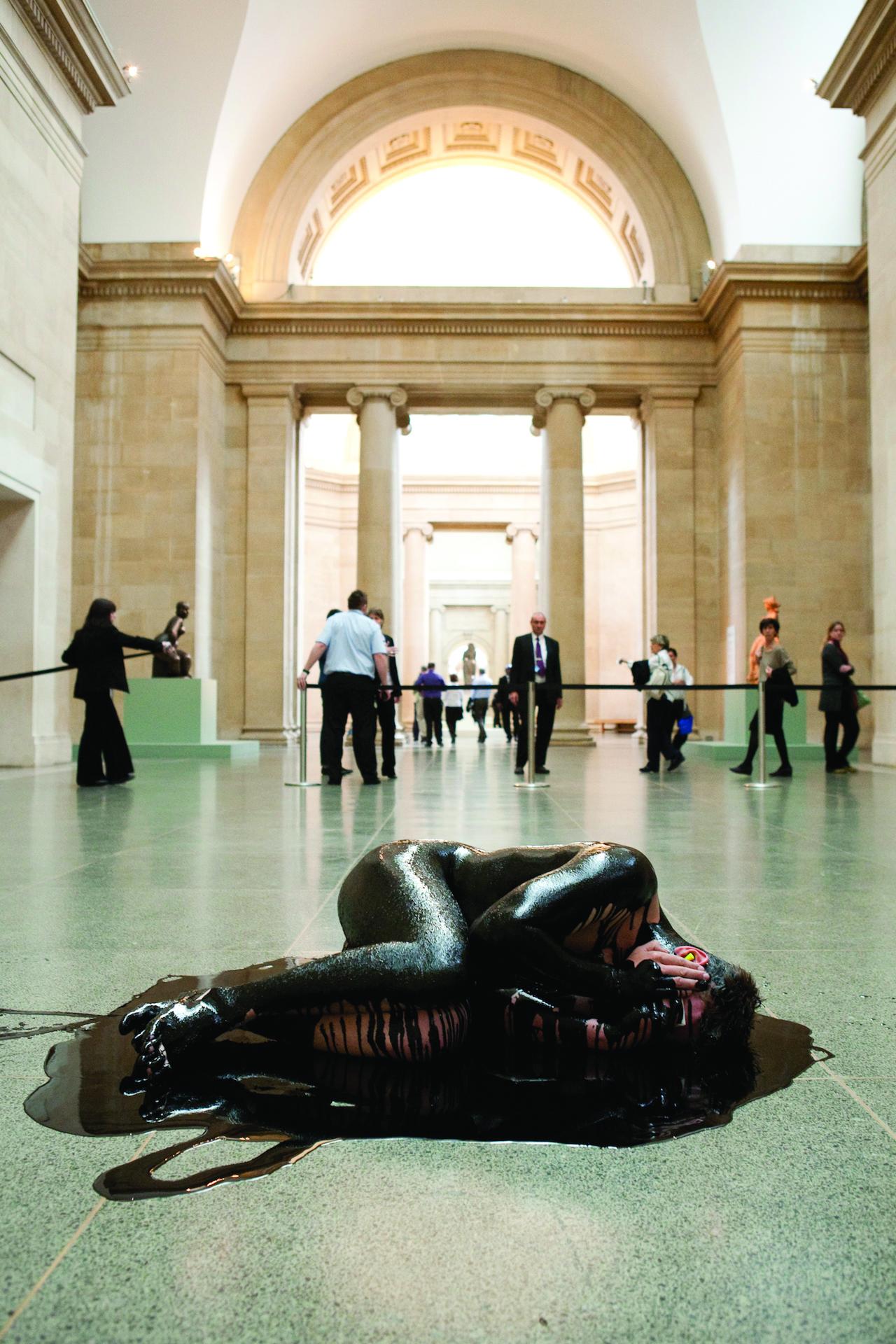 "An image from Tate Britain's ""BP British Art Displays"" series"
