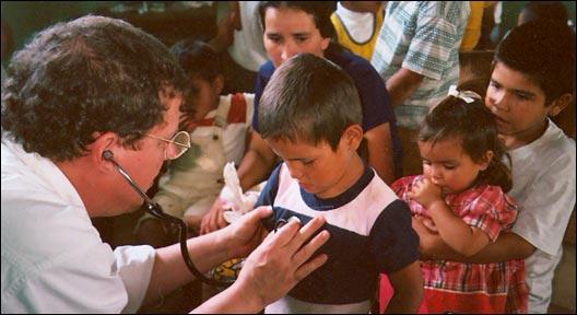 J. Matthew Sleeth: listen to the heart.