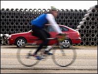 two wheel commute