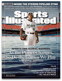 Sports Illustrated, March 12, 2007