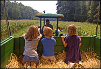 A reason to be happy on the farm?
