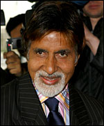 Amitabh Bachchan. Photo: Richard Lewis / WireImage
