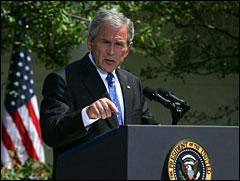 President Bush. Photo: Whitehouse.gov