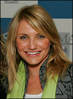 Cameron Diaz. Photo: Alex Berliner/Berliner Studio