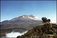 Mount Kilimanjaro. Photo: iStockphoto