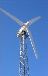 Wind/Diesel Hybrid