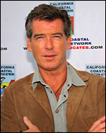 Pierce Brosnan. Photo: Jordin Althaus / WireImage