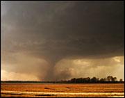 Tornado. Photo: iStockphoto
