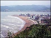 Bahía de Caráquez, Ecuador