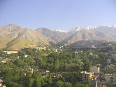 Evin Prison in Iran
