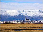 Rekyjavik, Iceland