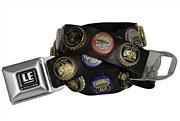 LE Beer Cap belt