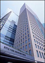 Shiodome Tower