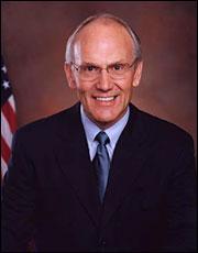 Larry Craig. Photo: senate.gov