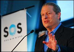 Al Gore. Photo: Stephen Lovekin/WireImage
