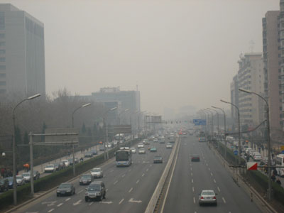 Beijing back to normal