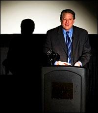 Al Gore. Photo: SeraphimC via Flickr