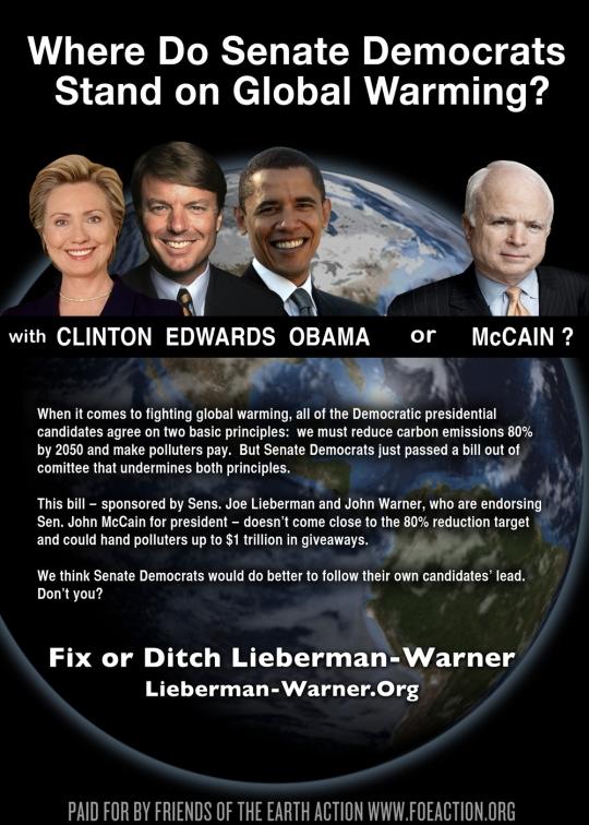 Liberman-Warner ad