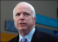 John McCain. Photo: Jim Greenhill via Flickr