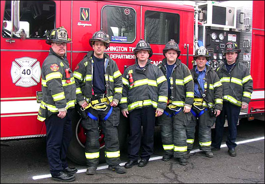 Local 3786 Firefighters first to offset