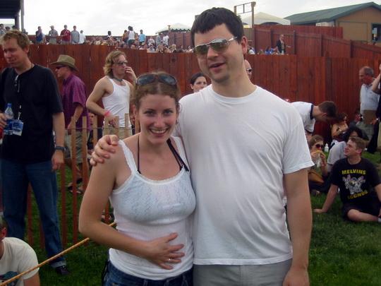Me and Kathleen
