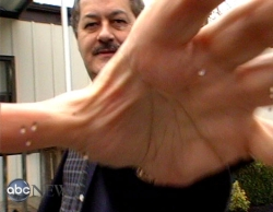 Don Blankenship assaults reporter