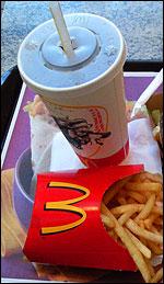 McDonald's and Coke. Photo: Taneli Mielikainen via Flickr