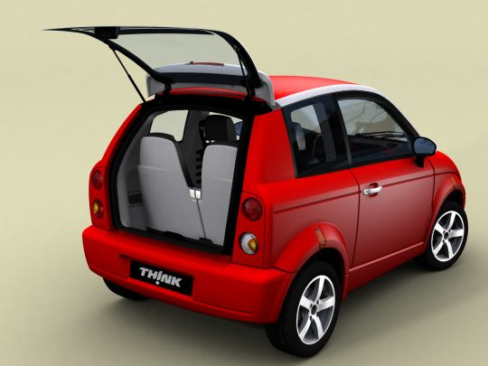 Think electric car