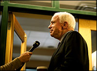 John McCain. Photo: Mr. Wright via