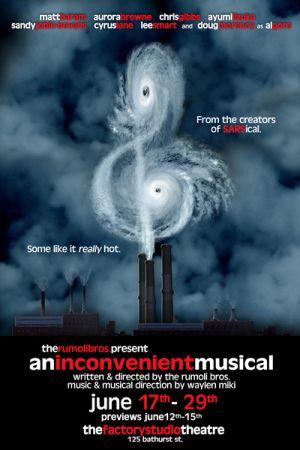 Inconvenient Musical poster