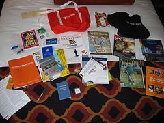 Netroots Nation Schwag Bag