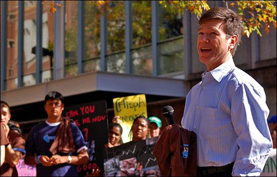 Jeffrey Sachs. Photo: kevin813 via Flickr