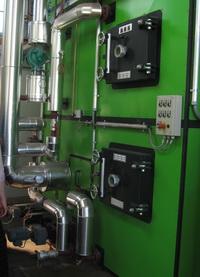 Biomass: boiler