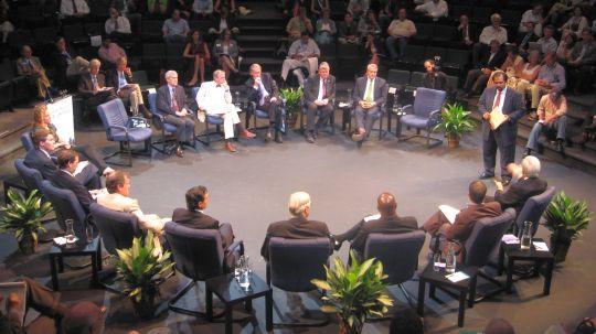 DNC energy roundtable