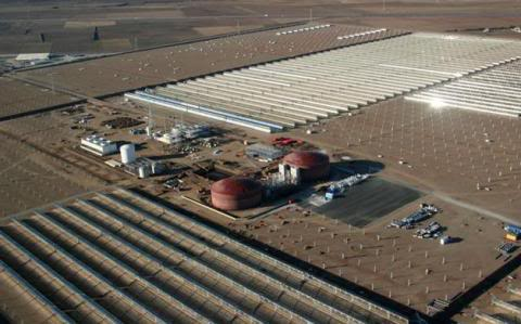 The generous Spanish REP program allowed the Spanish solar thermal electric industry to leap frog the American industry, building the first commercial solar thermal plant with storage in the world, scheduled to go on-line later this year.  The Andasol 1 plant will be able to generate power continuously 7 hours after the sun goes down to supply the evening power usage peak.
