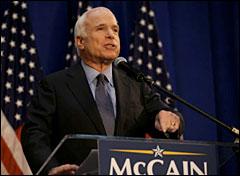 John McCain. Photo: johnmccain.com
