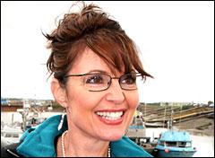 Sarha Palin. Photo: Tricia Ward via Flickr