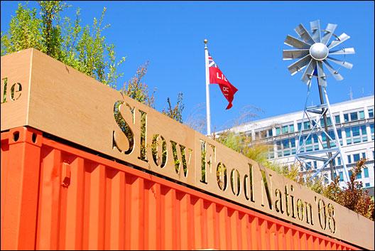 Slow Food Nation 08. Photo: karmacamilleeon via Flickr