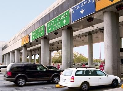 Tolls are an ancient, efficient, but often unpopular means of paying for infrastructure as well as levying additional taxes.  Toll revenue is usually used for purposes beyond road or bridge maintenance which can breed additional resentment.