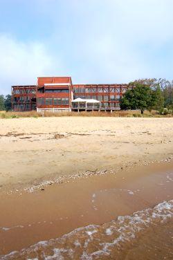 beach and Philip Merrill Environmental Center