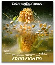 New York Times Magazine: Food Fights
