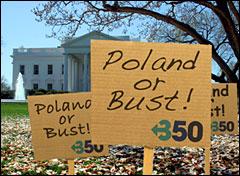 Poland or Bust! 350.org