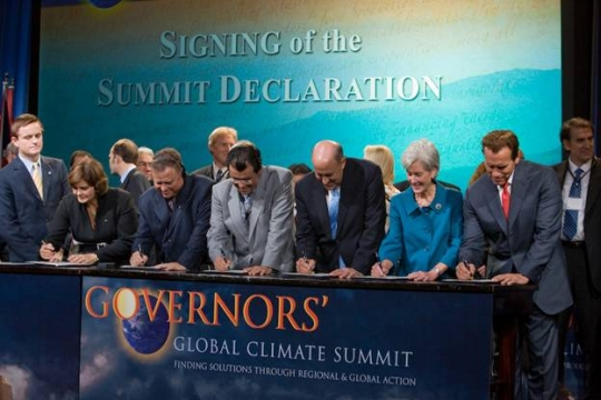 Governors Climate Summit