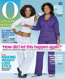 January 2009 cover